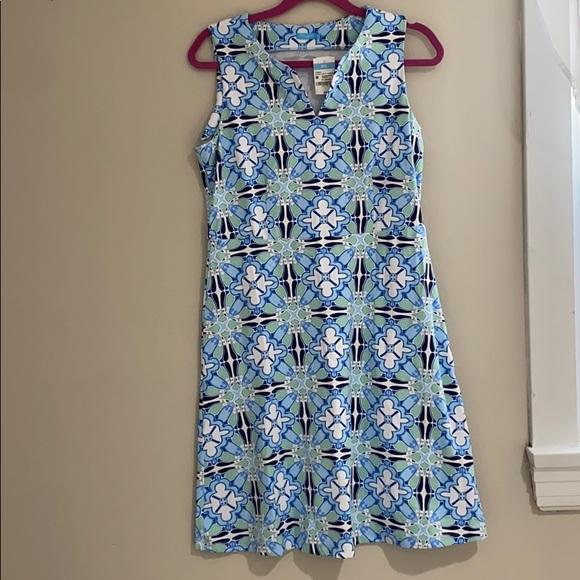 J. McLaughlin Fit & Flare Dress